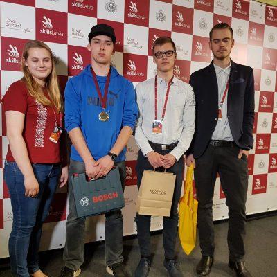 Skills Latvia 2018