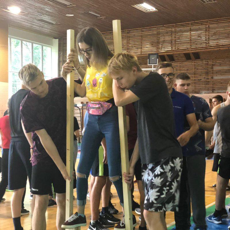 Zinību dienas sporta pēcpusdiena 02.09.2019