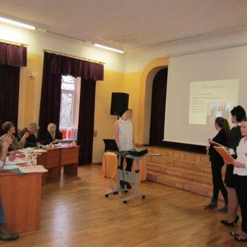 Prezentēšanas prasmes
