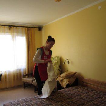 Darbs viesnīcā